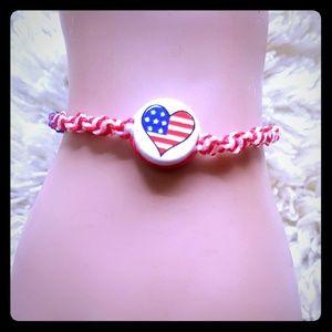 Get 2 Unisex handmade bracelet